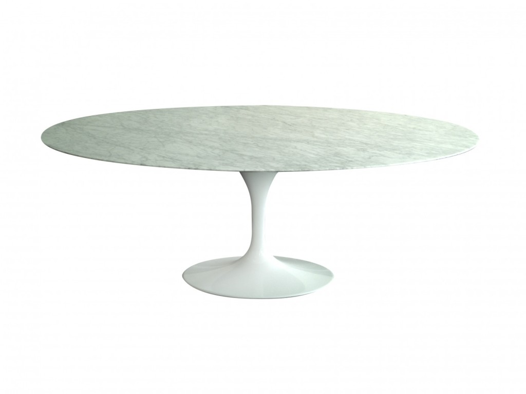 Picture of: Best Saarinen Oval Dining Table