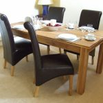 Black Dining Room Table Protector