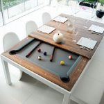 Bumper Dining Room Pool Table Combo Flint Area