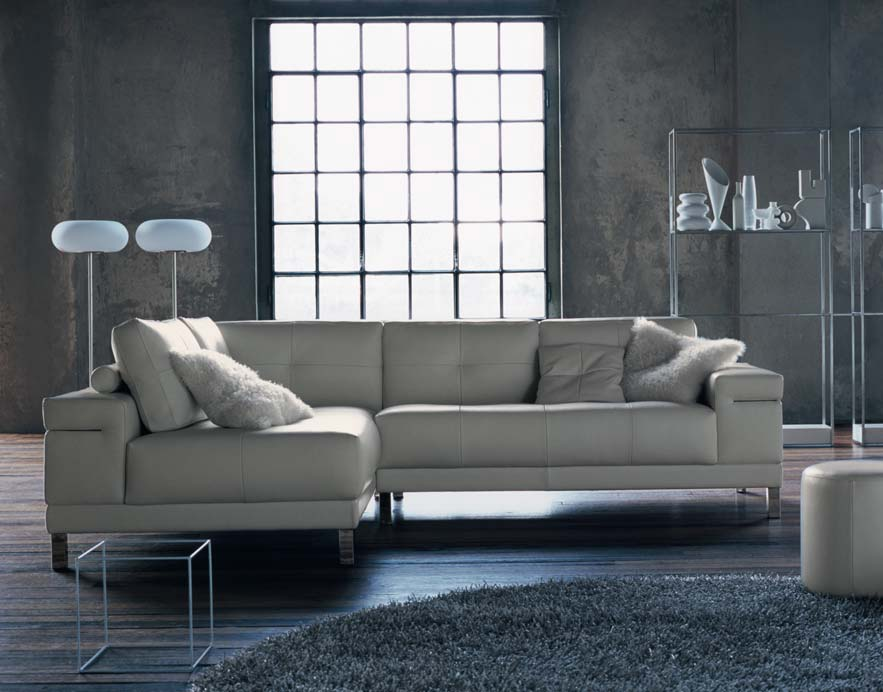 Picture of: Contemporary Sleeper Sofa Sectional