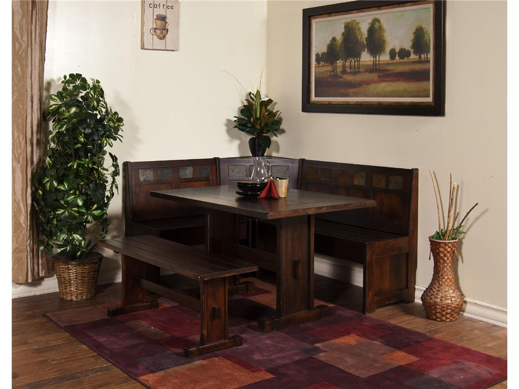 Image of: Design Benches for Dining Room Tables