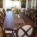 Dining Room Table Protector Cover