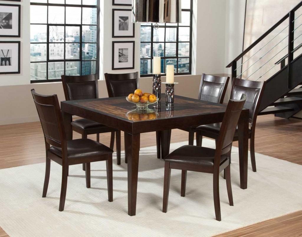 Image of: Dining Room Tables with Leaves Type