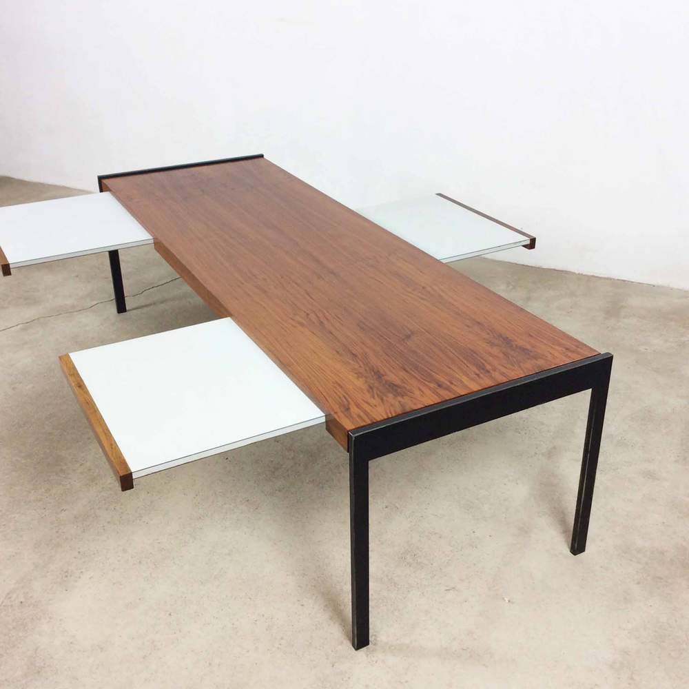 Picture of: Ellegant Mid Century Coffee Table