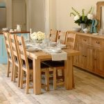 Extendable Dining Table Set Furniture