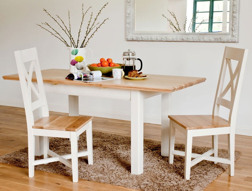 Picture of: Extendable Dining Table Set Wood
