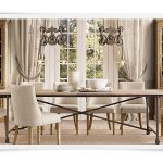 Flatiron Restoration Hardware Dining Room Table