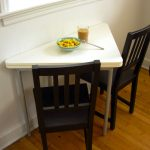Folding Dining Room Table Triangle