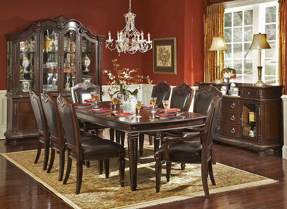 Image of: Formal Dining Room Tables Sets