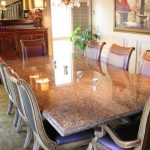 Granite Dining Table And Chairs