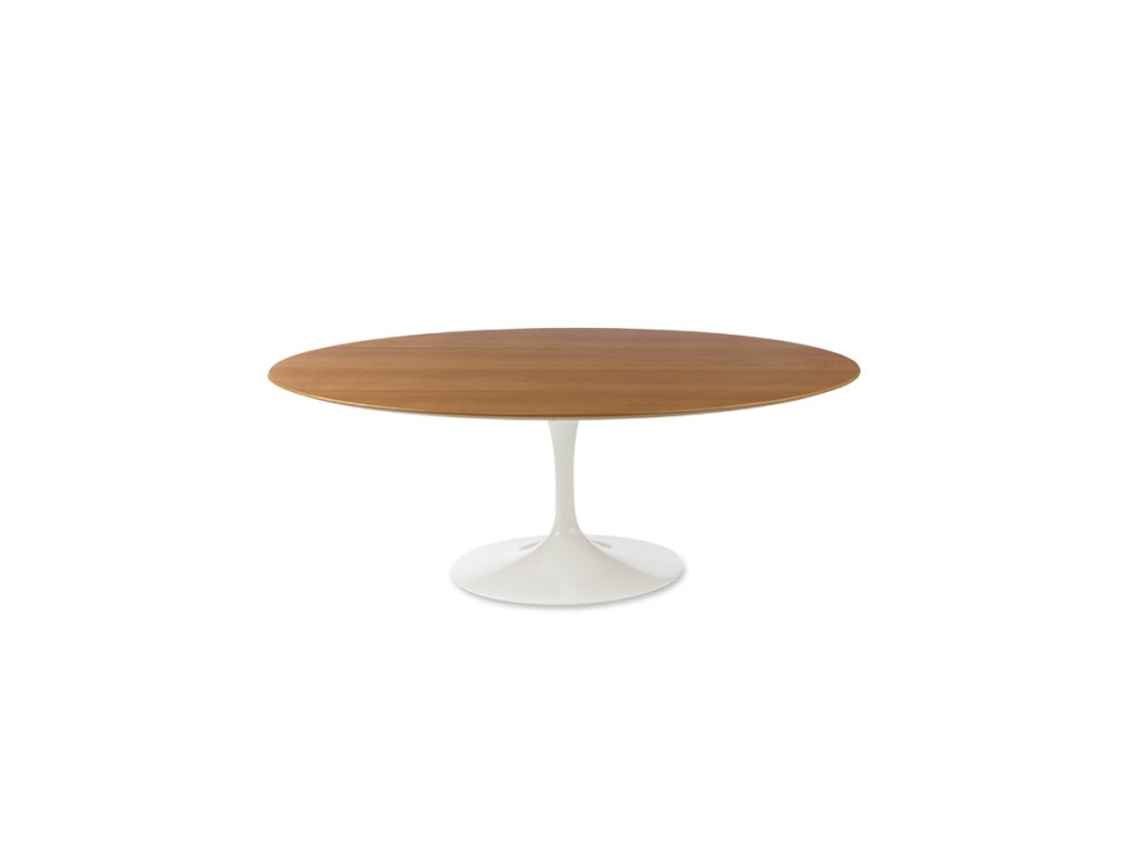 Picture of: Knoll Saarinen Oval Dining Table