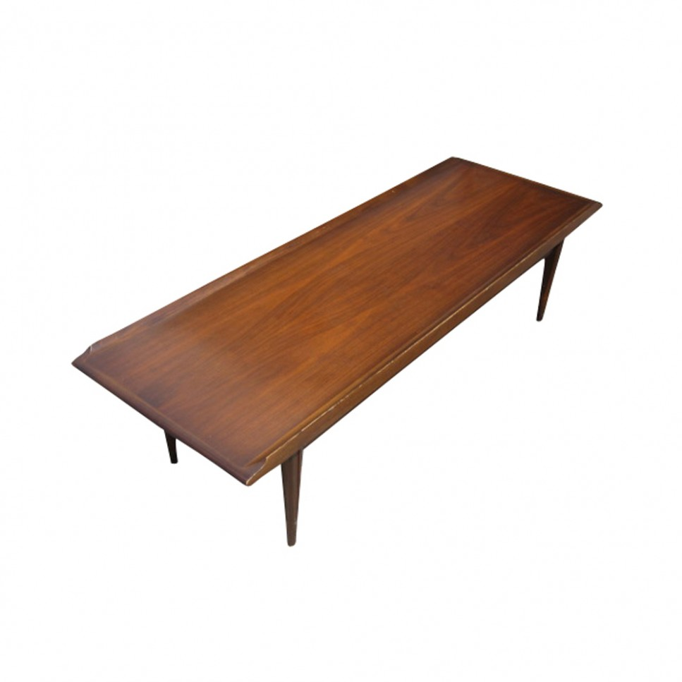 Picture of: Luxury Mid Century Coffee Table