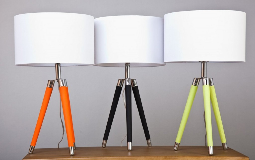 Picture of: Mid Century Modern Table Lamps