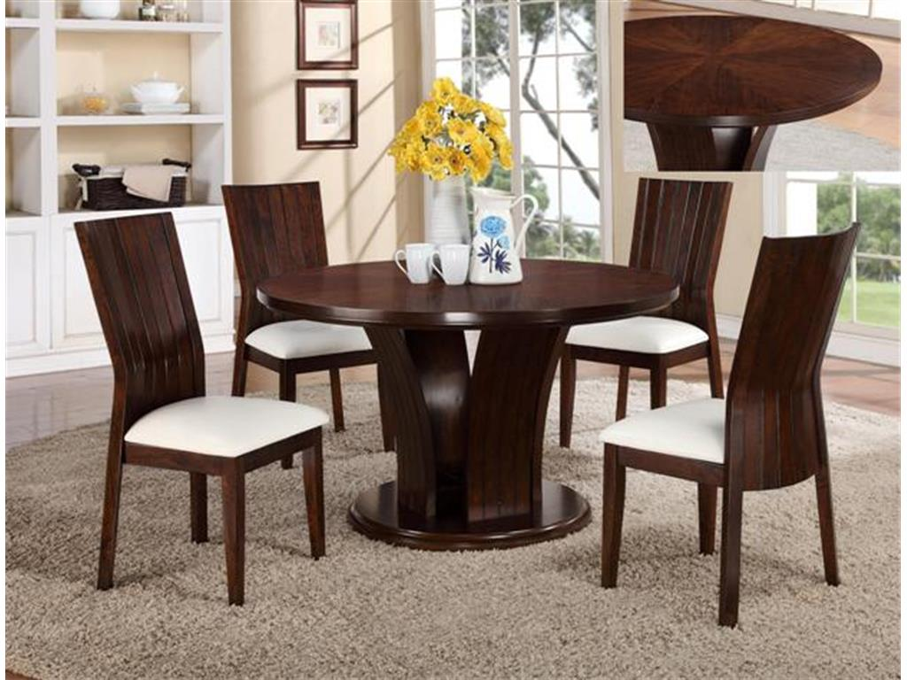 Picture of: Modern 54 Round Dining Table