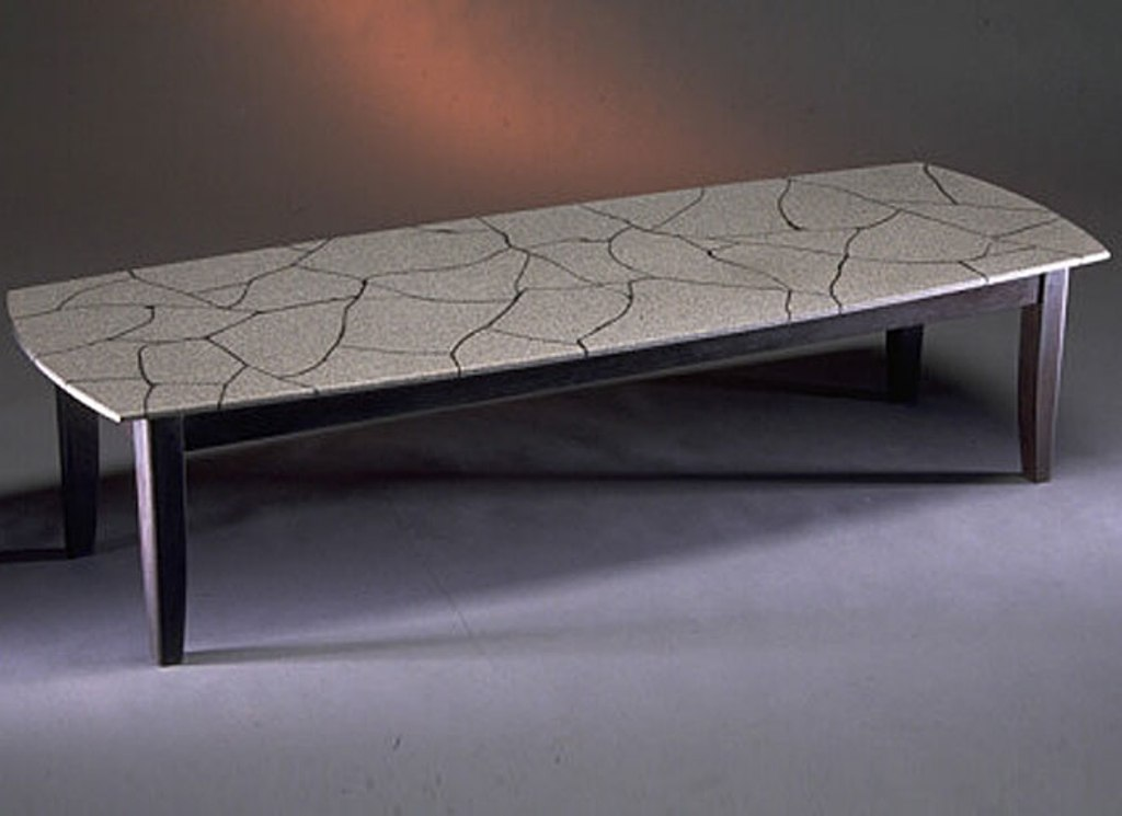 Image of: modern rectangular coffee table
