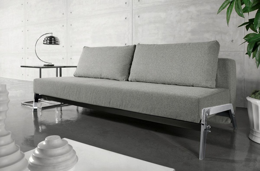 Picture of: Modern Sleeper Sofa Sectional
