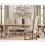 Old Restoration Hardware Dining Room Table