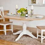 Oval Extendable Dining Table Set