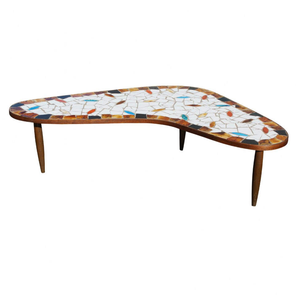 Image of: Perfect Mid Century Coffee Table