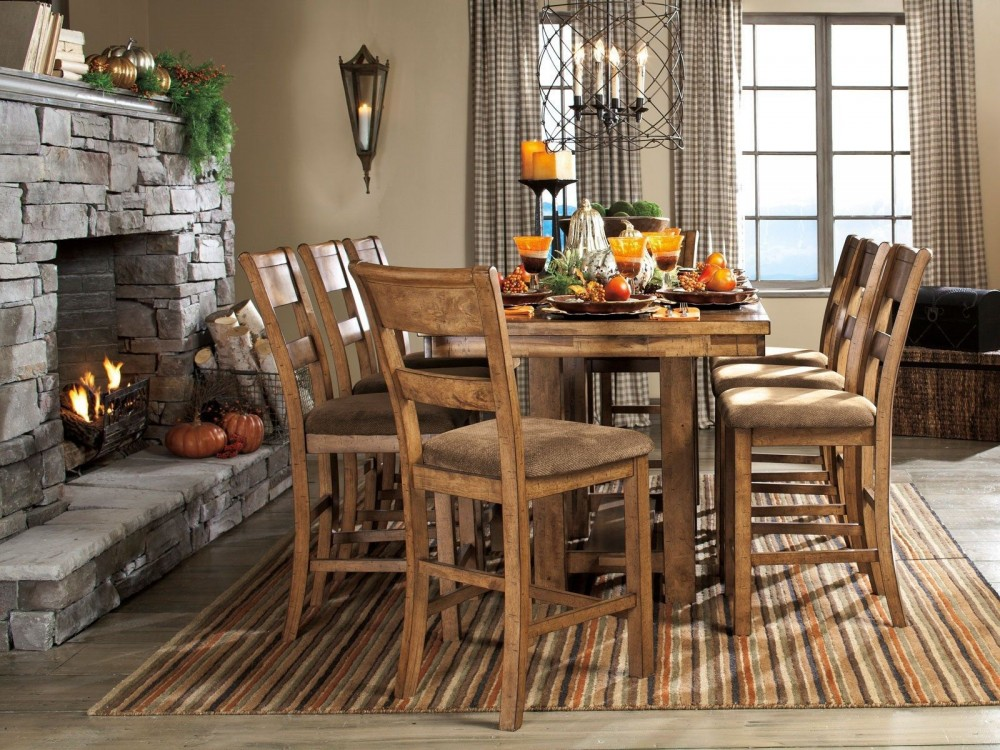 Picture of: Pub Dining Table Sets Ideas