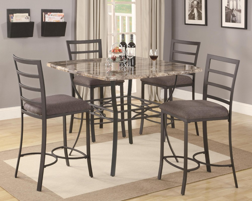 Picture of: Pub Dining Table Sets Picture