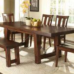 Rectangular Benches For Dining Room Tables