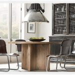Restoration Hardware Dining Room Table Picture