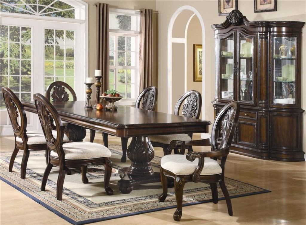Image of: rooms to go dining tables benches