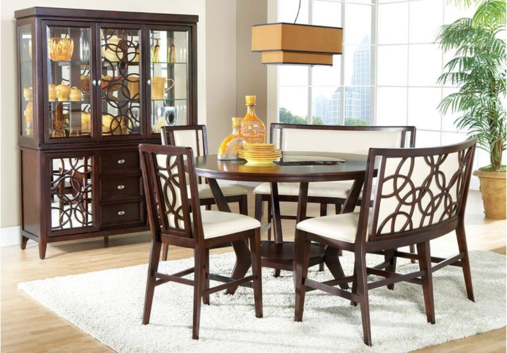 Picture of: rooms to go dining tables set