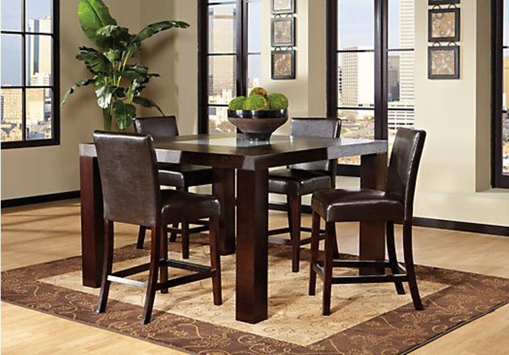 Picture of: rooms to go dining tables with benches