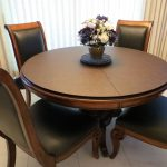 Round Dining Room Table Protector