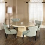 Round Dining Room Table Sets Color
