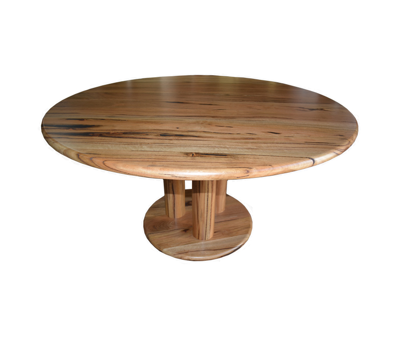 Image of: Round dining tables seat 6