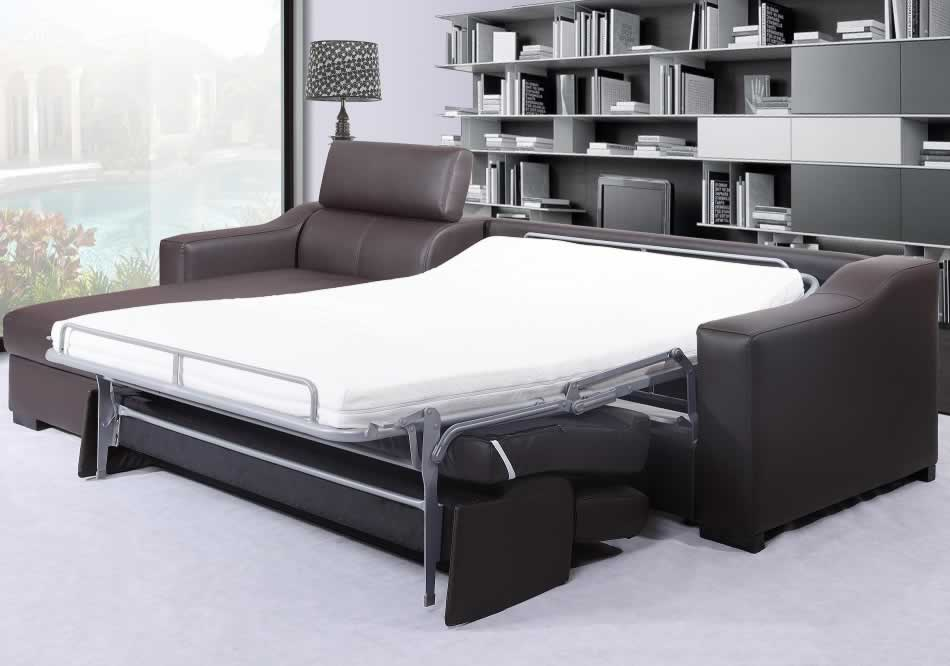 Image of: Sleeper Sofa Sectional System