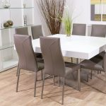 Small Square Dining Table Seats 8