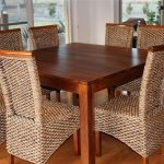 Square Dining Room Tables With Leaves