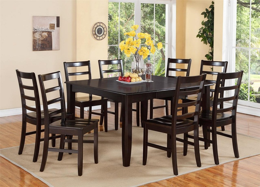 Square Dining Table Seats 8 Ideas