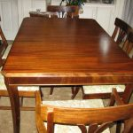 Tips Dining Room Table Protector