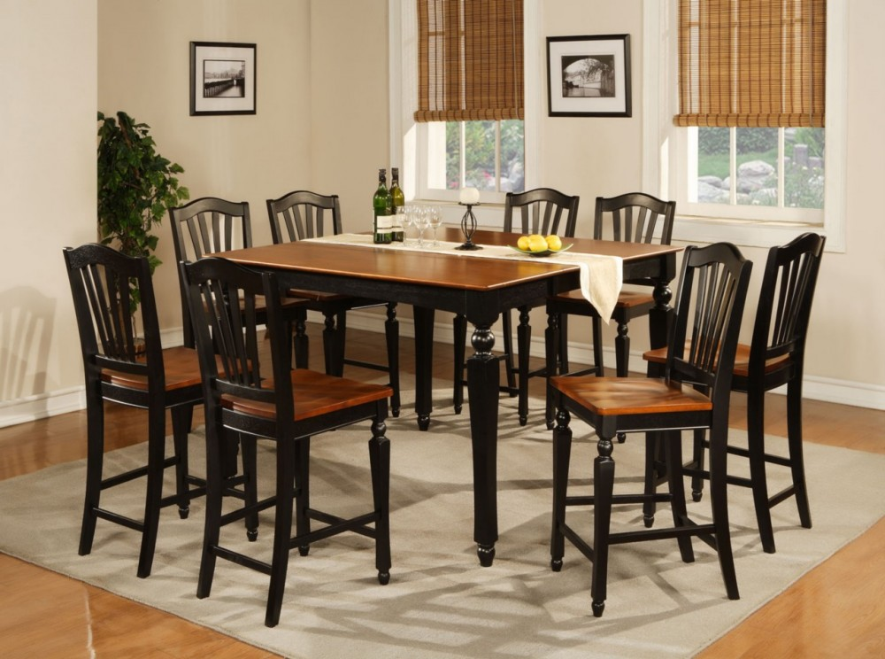 Top Pub Dining Table Sets