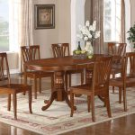 Wood Dining Room Tables With Leaves