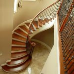Wood And Wrought Iron Stair Railing Wrought Iron Stair Railing