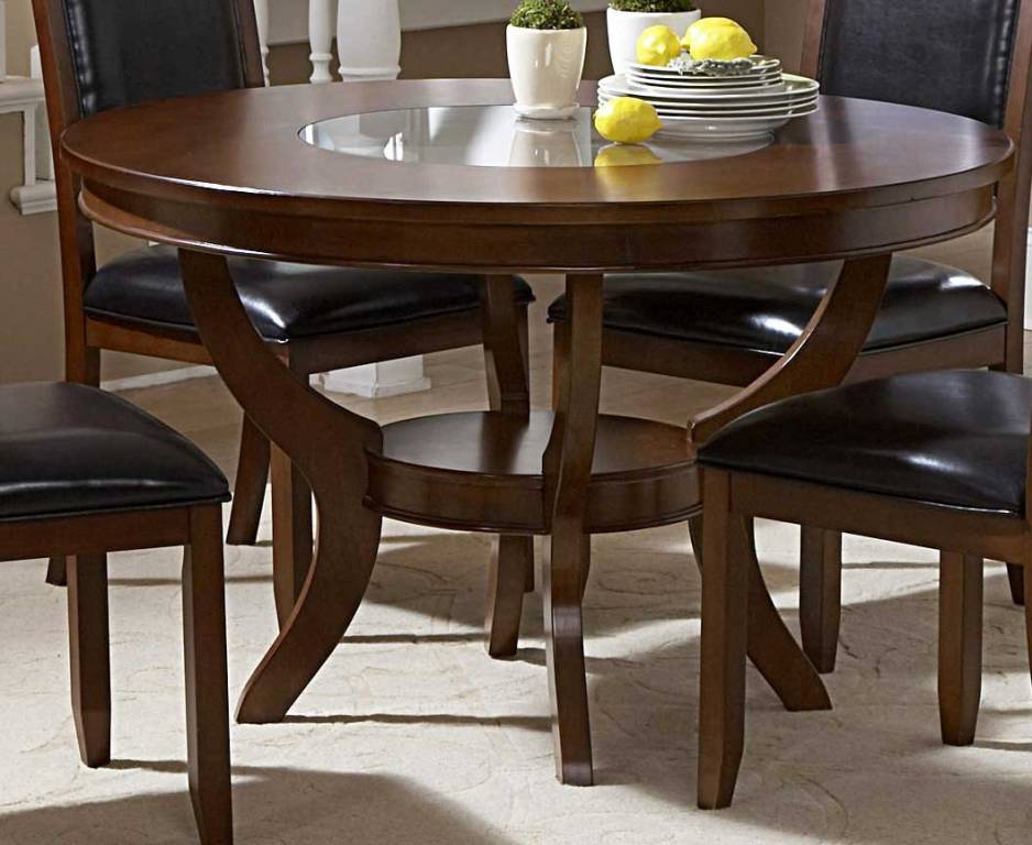 Picture of: 48 Inch Round Table And Chairs