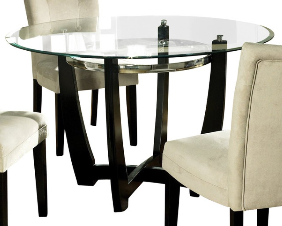 48 Inch Round Table Glass