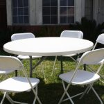 48 Inch Round Table How Many Seats