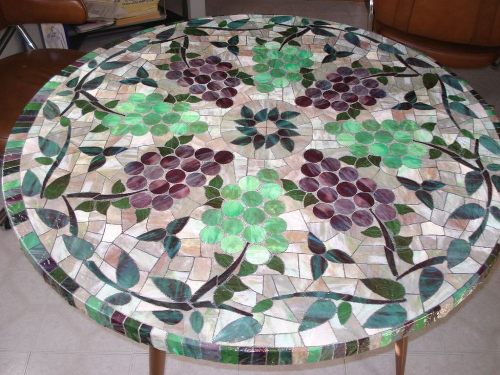 Picture of: 48 Inch Round Table Tablecloth
