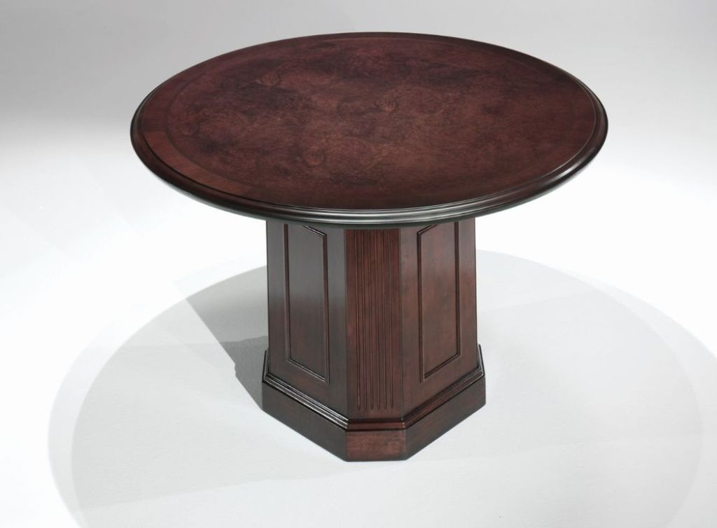 Image of: 48 Inch Round Table