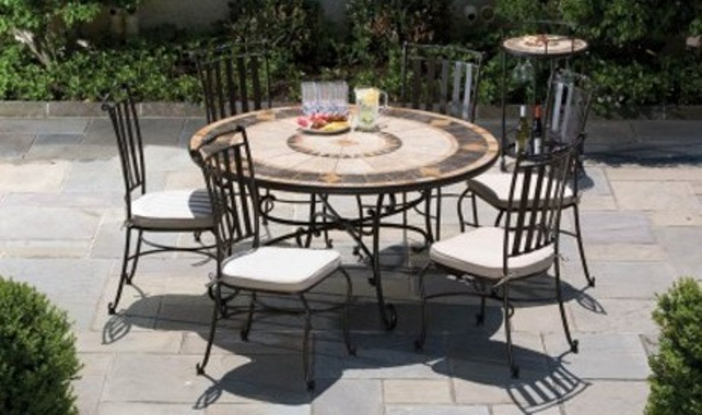 Image of: 60 inch round table extender