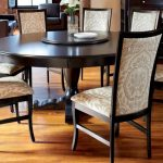 60 round dining table
