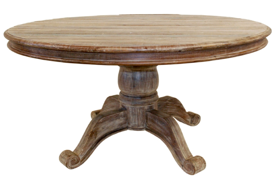 Image of: 60 Round Dining Table Seats How Many
