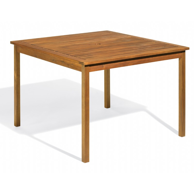 Image of: Acacia Wood Dining Table Care